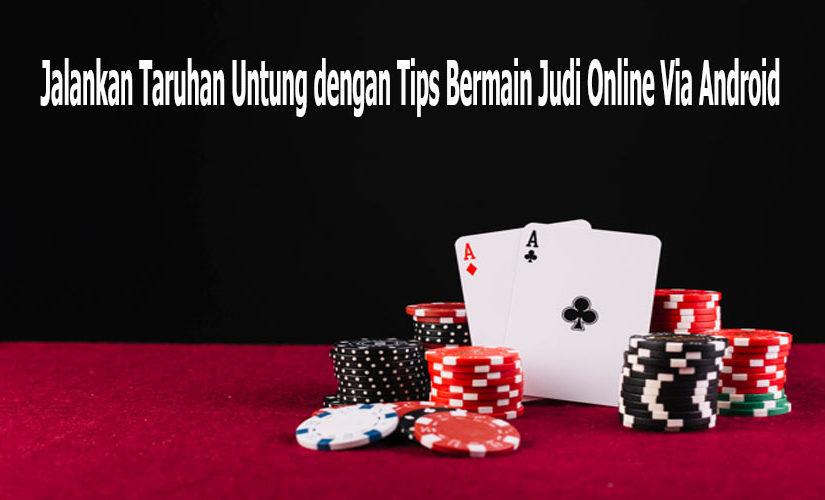 Tips and Trik dalam Bermain Judi Online Kalijodo88
